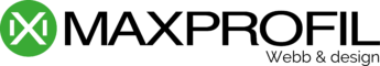 Maxprofil Webb & design Logo